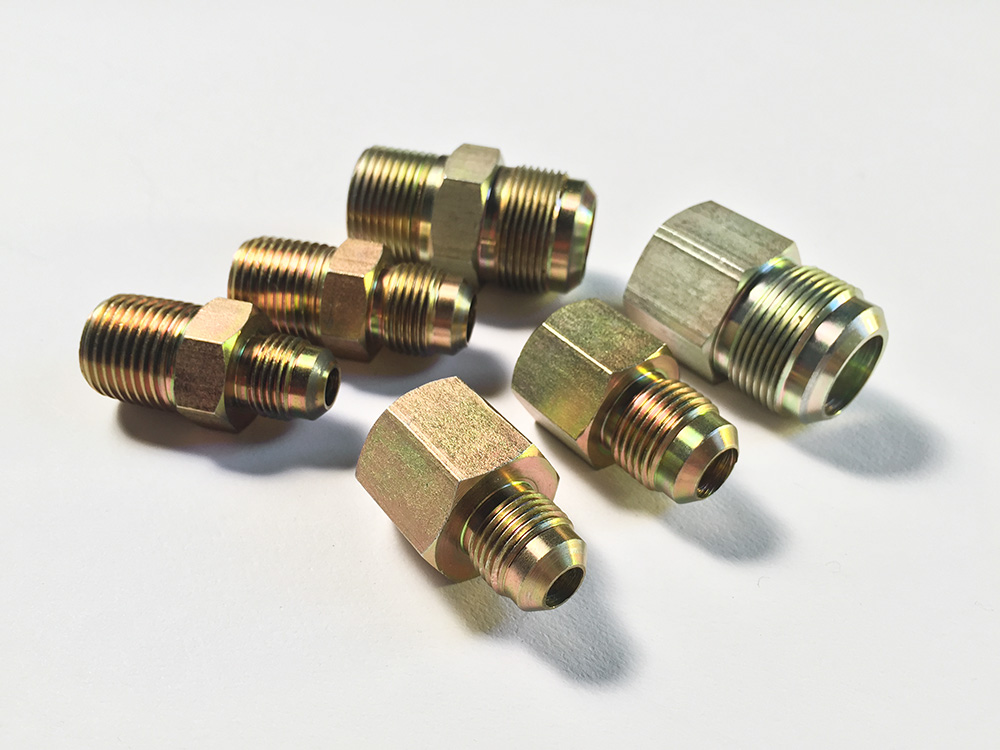 An image of Gas Connector Fittings